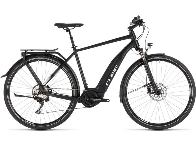 Cube Touring Hybrid Pro 500 El-trekking Svart